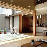 稲田堤の家